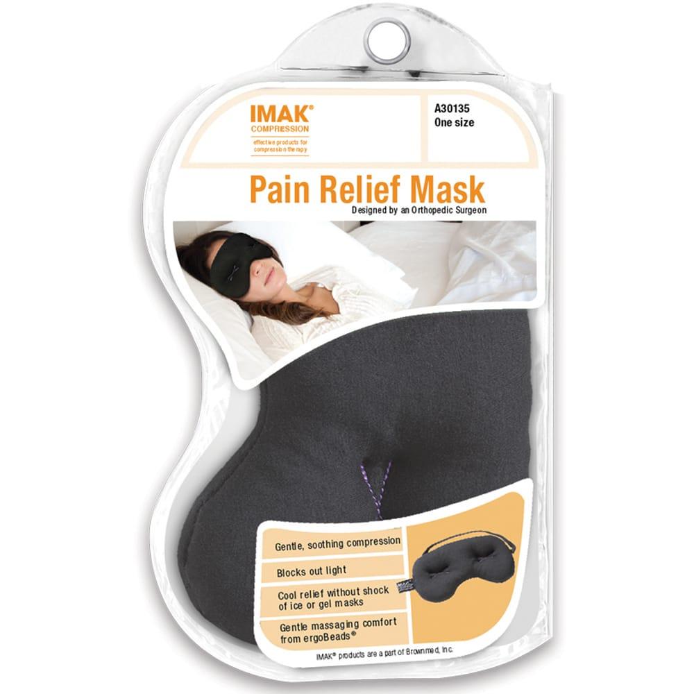 imak eye pillow pain relief mask