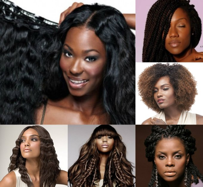 How to braid weave into your own hair hairsstyles hair care whilst wearing extensions the pros and cons of pmusecretfo Images