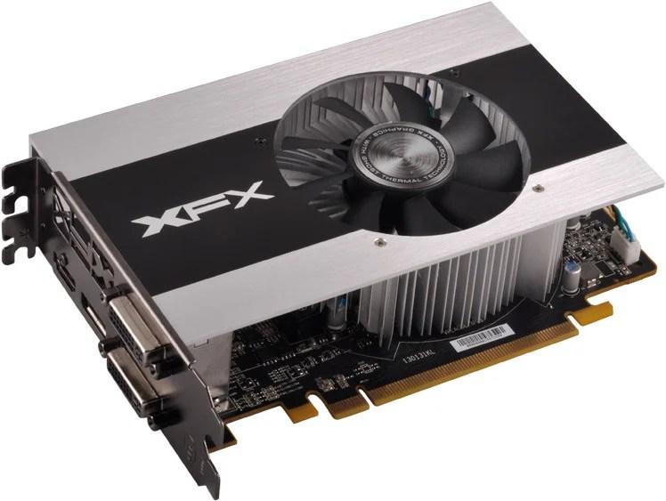XFX lancia la Scheda grafica Radeon HD 7790 Ghost