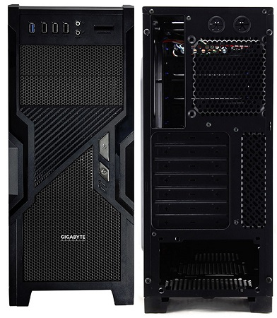 Gigabyte presenta il case IF 400 Mid Tower