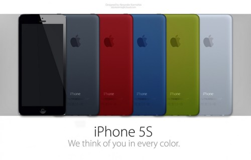 iPhone 5s e iPhone lite in arrivo, ma non prima di giugno