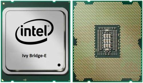 Intel Ivy Bridge E confermati per settembre