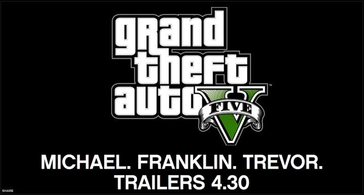 Tre nuovi trailer di GTA V attesi per la prossima settimana