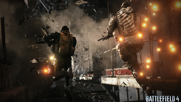 Battlefield 4, supporto mouse e tastiera su PS4?