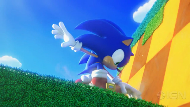 Sonic: Lost World trailer di lancio