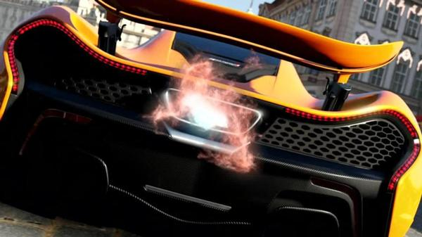 Teaser in game di Forza Motorsport 5