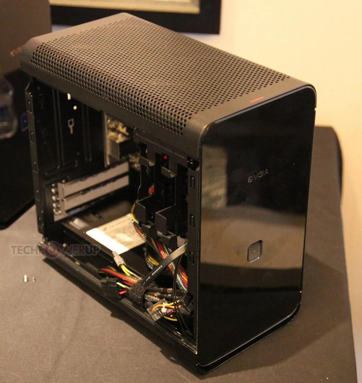 EVGA lavora su Desktop Gaming preassemblato basato su Stinger Z87