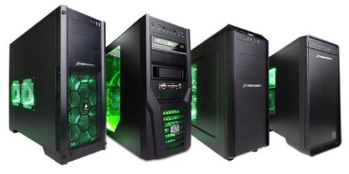 CyberPowerPC Stealth: PC Desktop con CPU Intel Haswell e Schede Grafiche Nvidia