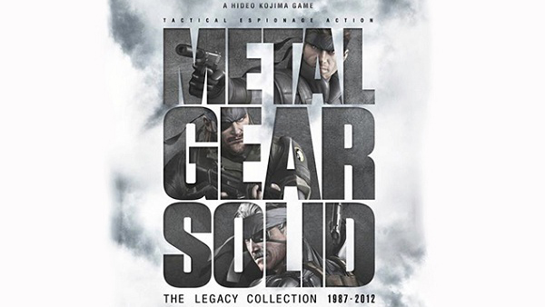 Metal Gear Solid: The Legacy Collection prevista per settembre