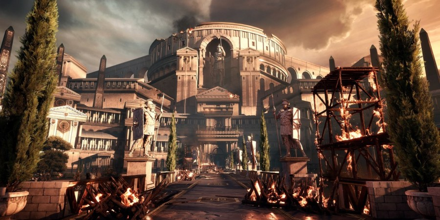 Crytek USA impegnato su Ryse: Son of Rome