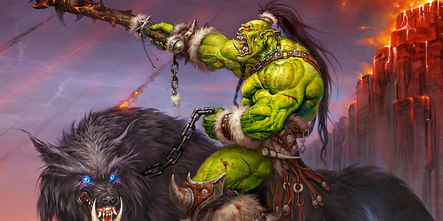 Il film di Warcraft mostrato al Comic-Con 2013