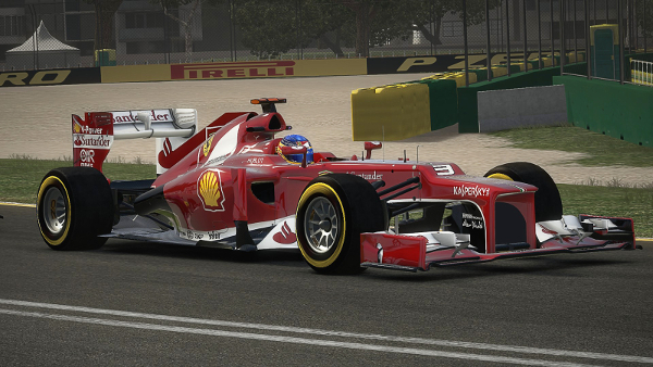 Nuovo video gameplay di F1 2013