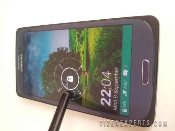 Tizen 3.0 si mostra a bordo di un Galaxy S3