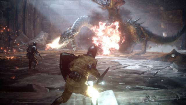 Deep Down, video gameplay da 10 minuti al TGS