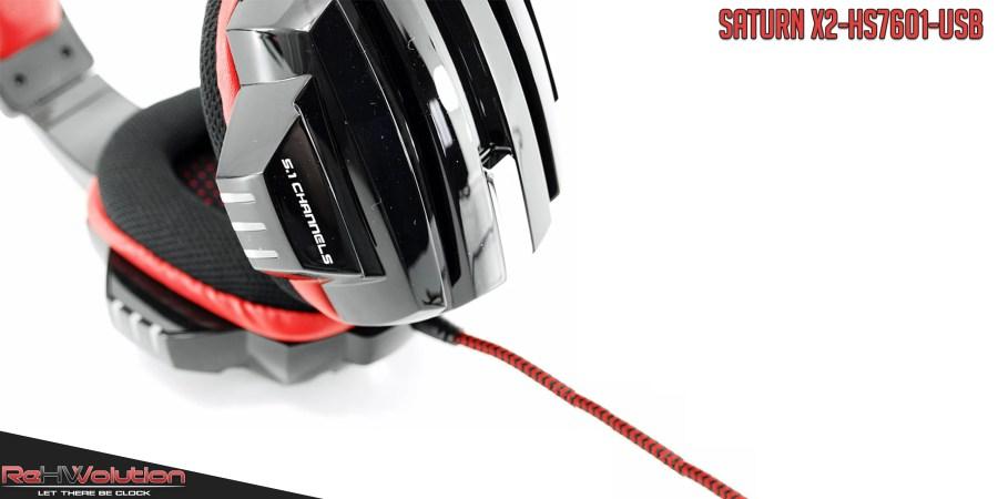 X2 Saturn Gaming Headset | Recensione