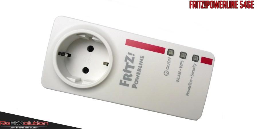 AVM FRITZ!Powerline 546E 500Mbit/s Wireless N 300Mbit/s presa commutabile| Recensione