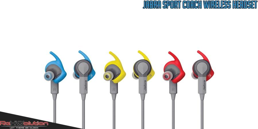Jabra Sport Coach Wireless Headset | Recensione