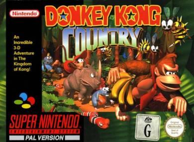 Uno sguardo al passato: Donkey Kong Country