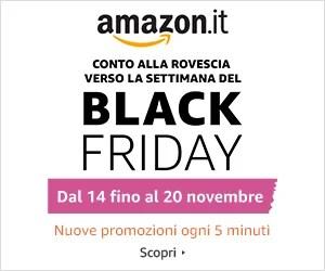 Arrivano le offerte Black Friday 2016 su Amazon!