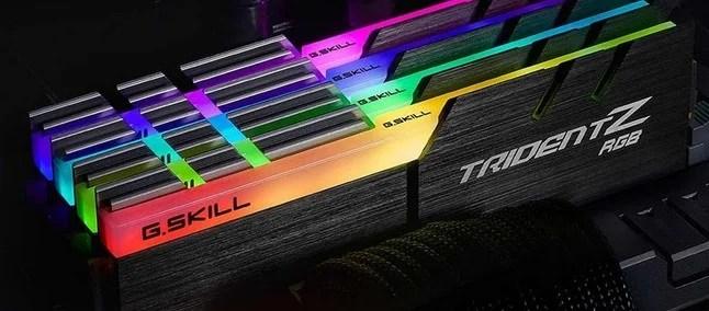 Record per G.Skill: nuovo kit DDR4 con frequenza stock mai vista prima