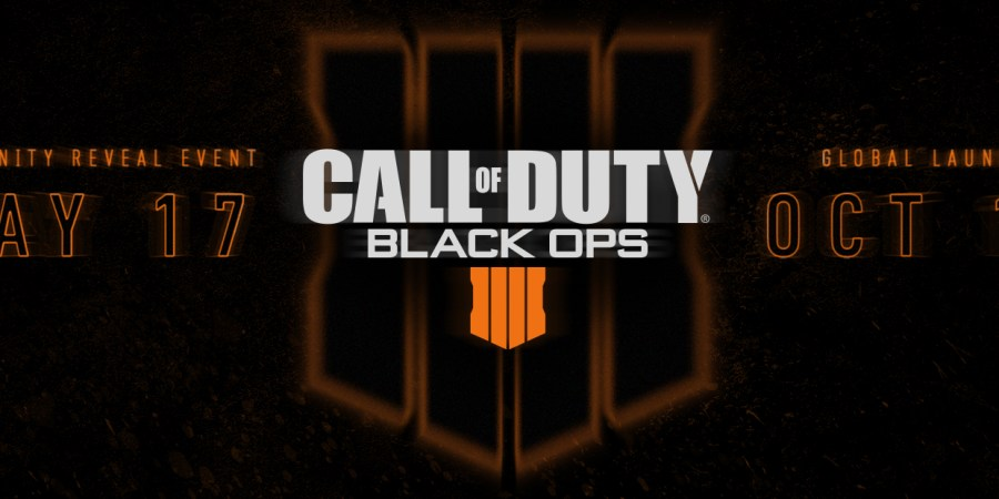 Call of Duty: Black Ops 4 si avvicina al lancio!