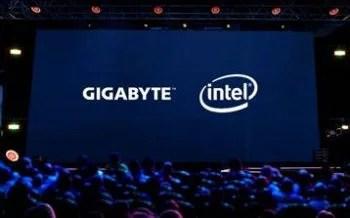 GIGABYTE e Intel Commemorano 40 Anni di Evoluzione dei Processori