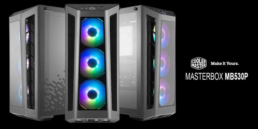 Annunciato il MasterBox MB530P di casa Cooler Master