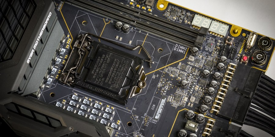 Introducing the EVGA Z390 Motherboards