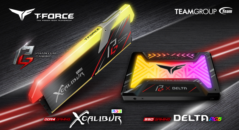 TEAMGROUP and ASRock team up for gamers