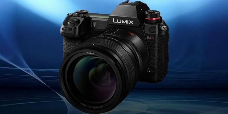 Panasonic Launches New LUMIX S Series Full-frame Mirrorless Cameras LUMIX S1R and LUMIX S1