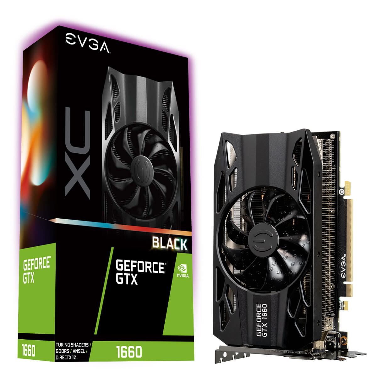 Introducing the EVGA GeForce GTX 1660
