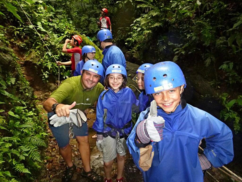 Costa Rica adventure.