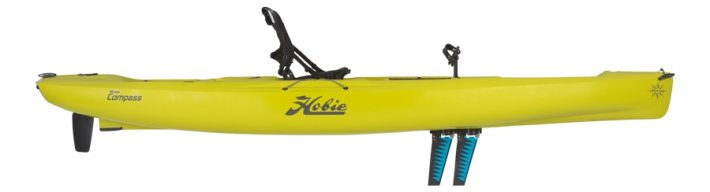 an example of a pedal-powered kayak product