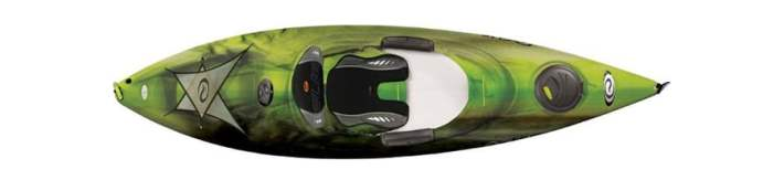 an example of a recreational kayak