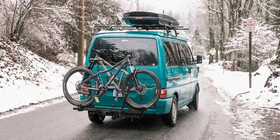 choosing a bike rack for a car rei co op