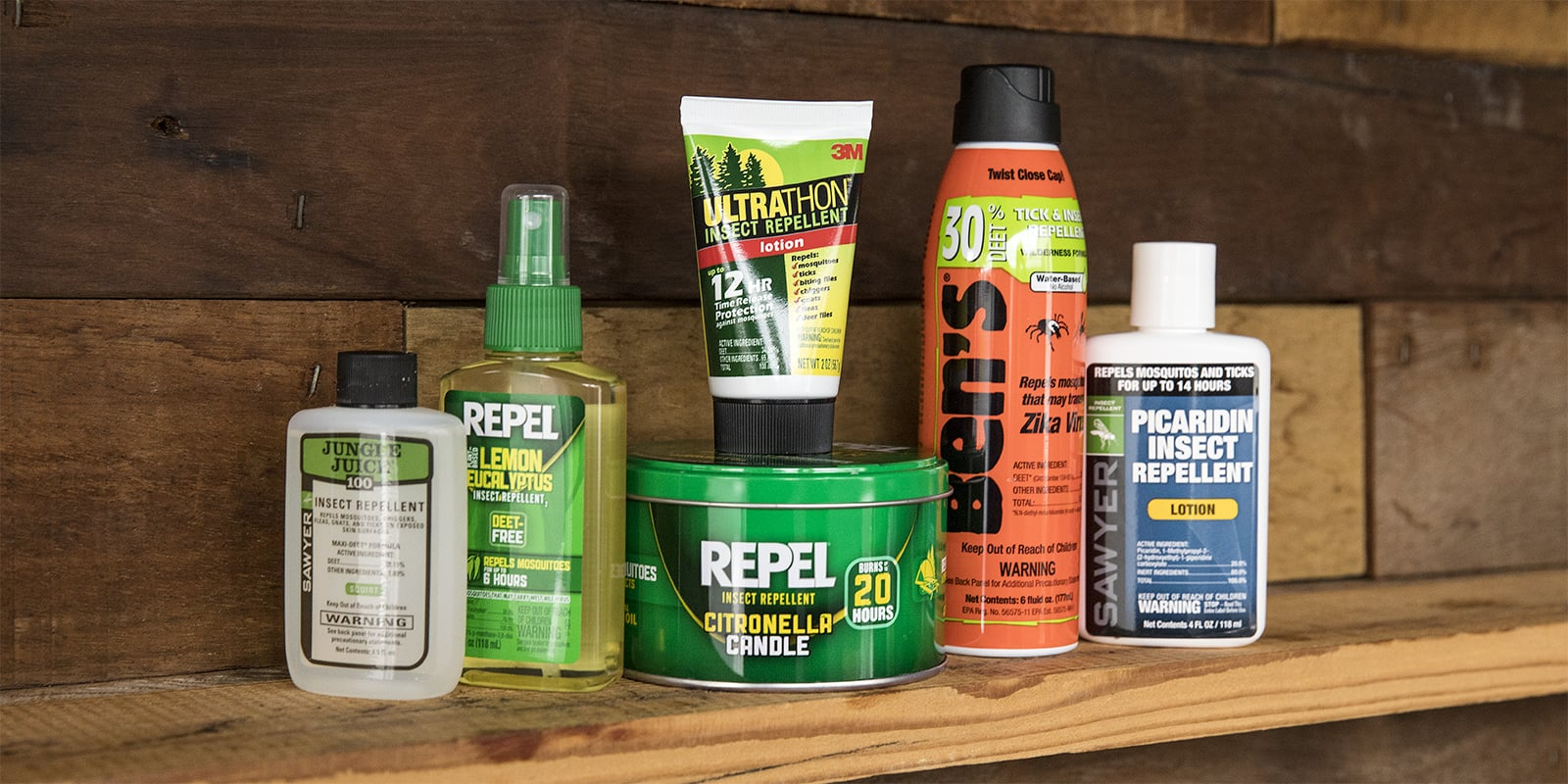 insect repellent guide deet vs
