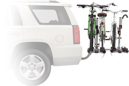 fourtimer 4 bike hitch rack