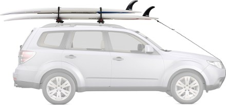 supdawg paddle board roof rack