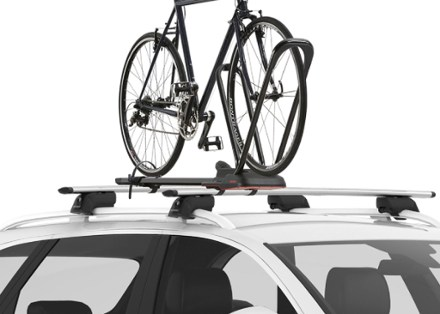yakima roof top bike racks rei co op