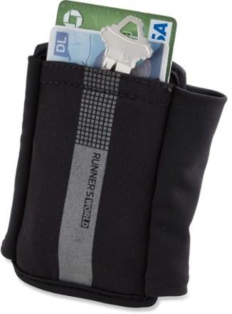 Runners World Wrist Wallet REI Co Op