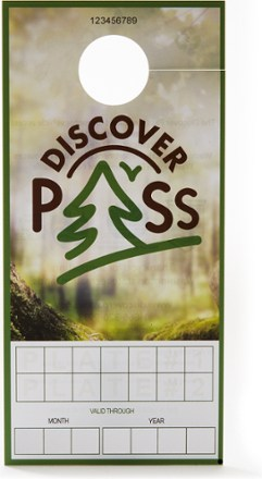 Discover Pass Annual Rei Co Op