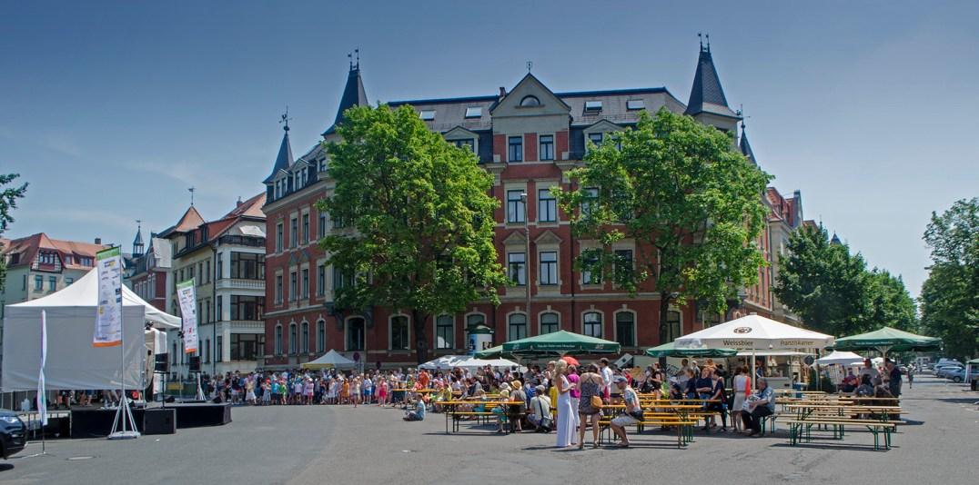Der Liviaplatz