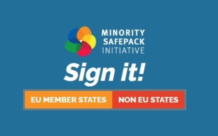 Sudetendeutsche unterstützen Minority Safepack Initiative