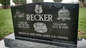 Recker Front