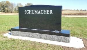 Schumacher Back