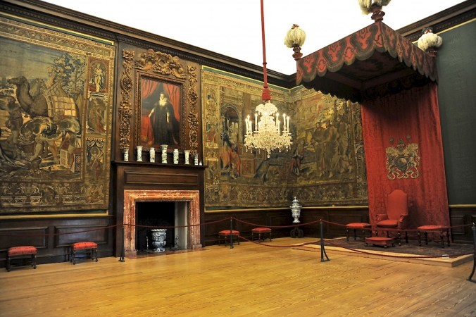 Image result for hampton court palace interiors