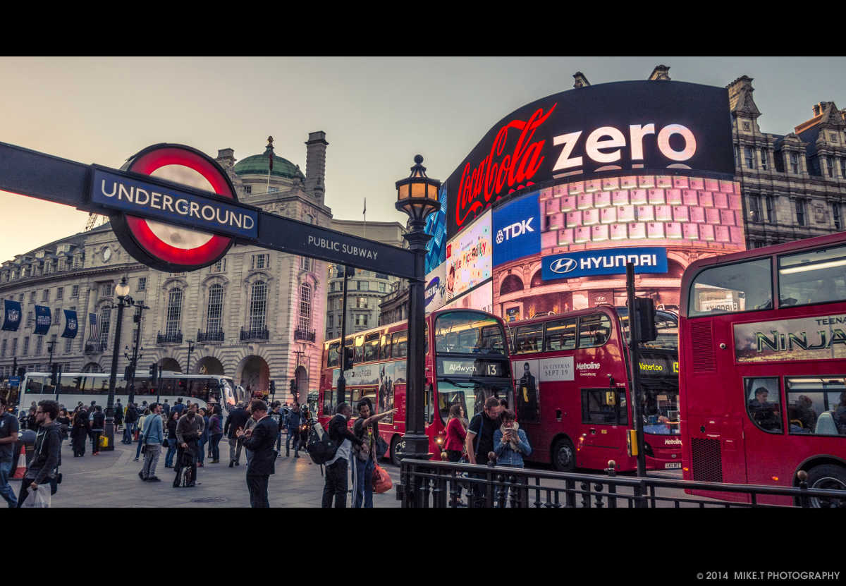 Places Eat Piccadilly Circus