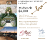 2021 Scarborough Wedding Package Good Value Reid S Place - Wedding Package, Complete Ithaca Wedding Package The Statler Hotel