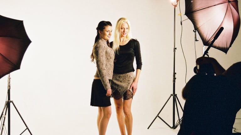Shakti Fashion Photo Shoot Behind the scenes 01