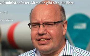 Neujahrsempfang mit Peter Altmaier